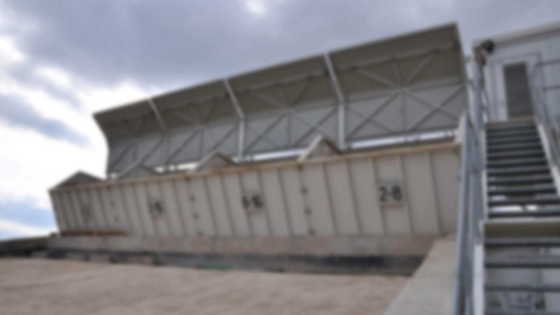 Zbiorniki na kruszywa i konstrukcje stalowe